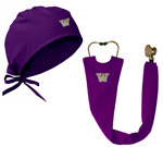 Shop for Scrub Caps and Stethoscope Covers - Collegiate and Classic