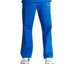 University of Florida Unisex College Scrub Pants 5310