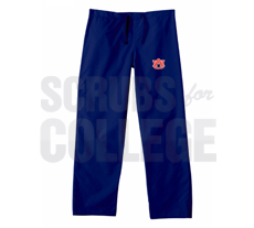 Auburn University Navy Regular Pant