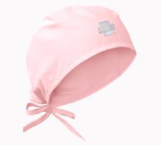 University of Illinois Pink Scrub Cap
