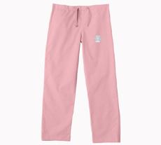University of Illinois Pink Regular Pant