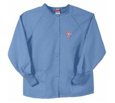 University of Illinois Sky Nursing Jacket