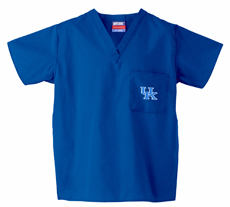 University of Kentucky 1-Pocket Top