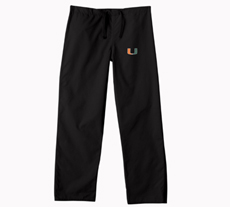 University of Miami Regular Pant