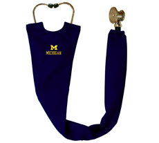 University of Michigan Stethoscope Cover