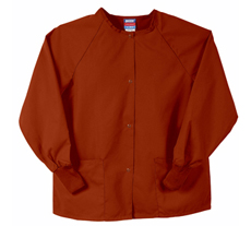Burnt Orange Nursing Jacket