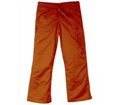 Burnt Orange Cargo Pant