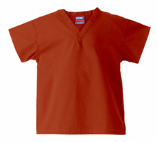 Burnt Orange Kid's Top