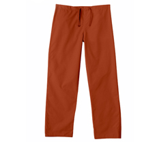 Burnt Orange Regular Pant